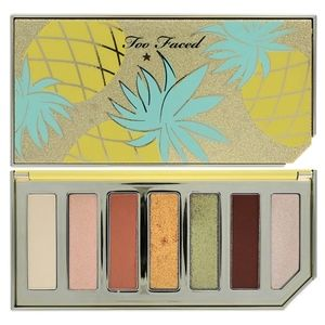 Too Faced Tutti Frutti Pineapple Eyeshadow Yellows
